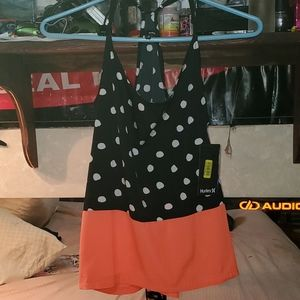 NWT Hurley blouse/top